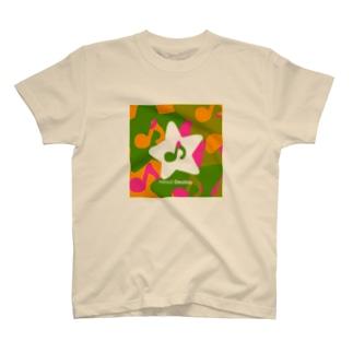 mD STAR Camo T-shirts