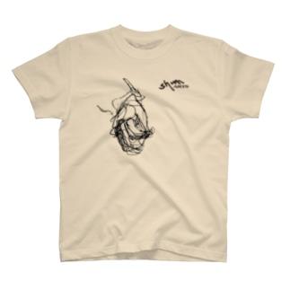 右手 T-shirts