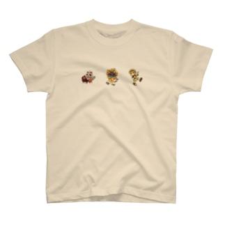 minoli Destinyのりすしっぽコラボ T-shirts