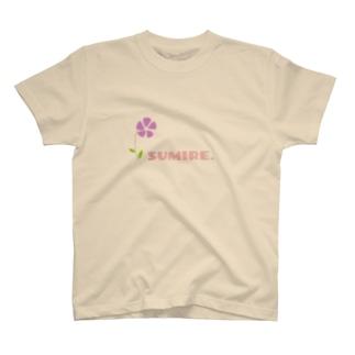 SUMIRE. T-shirts