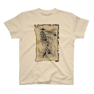 運命の輪 T-shirts
