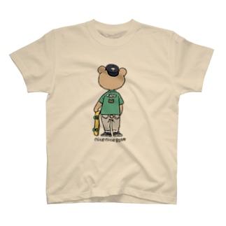 NICEボードくま T-shirts