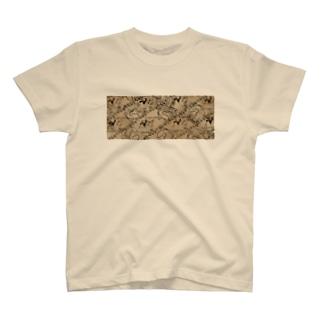 スフィンクス T-shirts