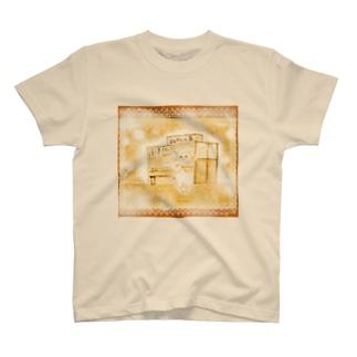 未干支天使(ジンタン)のお店へようこそ T-shirts