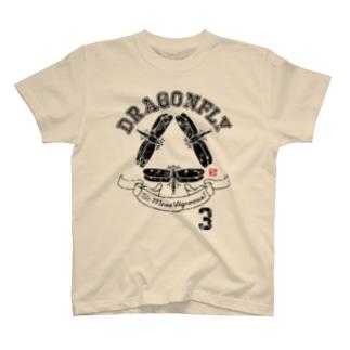 三つ蜻蛉 T-shirts