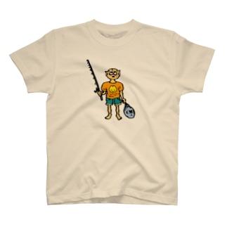 アタマ・バッカン君 T-shirts
