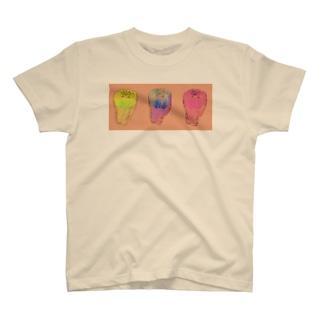ピーマンたち T-shirts