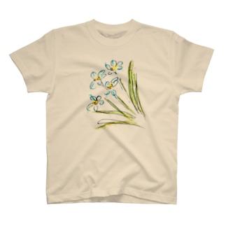 ハナニラ T-shirts