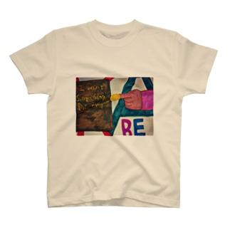 〜KABE〜  T-shirts