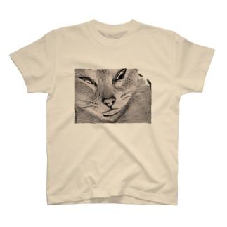イかれネッコ T-shirts