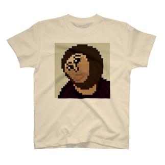 修繕された名画 T-shirts