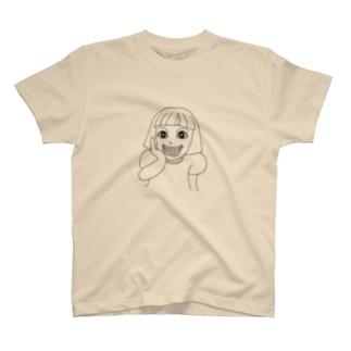 Iam,ステファニー T-shirts