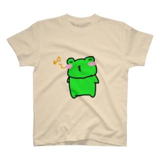 口笛カエル T-shirts