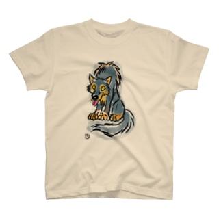 Q太郎の微笑み T-shirts