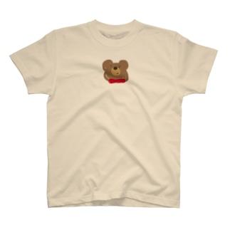 くまごろうくん T-shirts