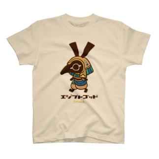 エジプトゴッドwithセト T-shirts