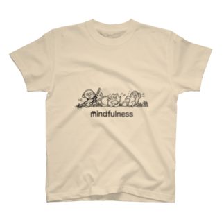 さるむさCafeのマイフル イズ スポーツジム T-shirts