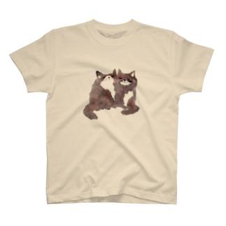 ずっと一緒♡ T-shirts