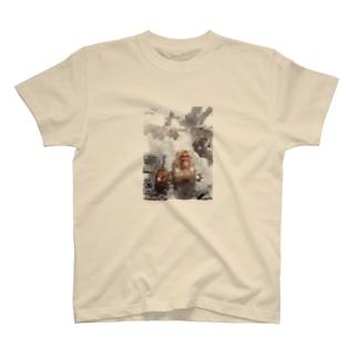 温泉 〜親子〜 T-shirts