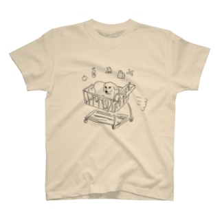 inu-cart T-shirts