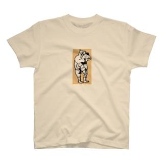 マルティの伝説(はだいろ) T-shirts