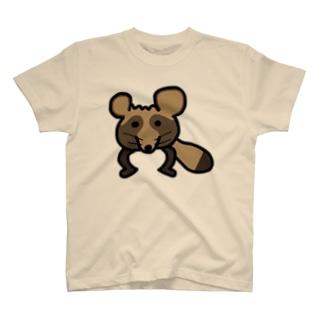 たぬき T-shirts