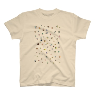 ハウスムゲン T-shirts