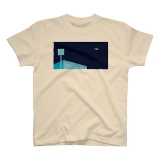 Sky-Fly[Night]  T-shirts