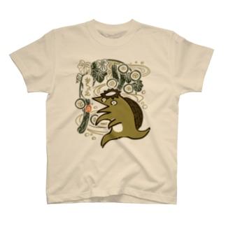 Tシャツ「かっぱ」 T-shirts