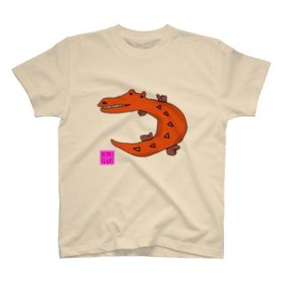 ぱりげーたー(全23色) T-shirts