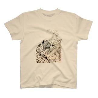 女豹 T-shirts