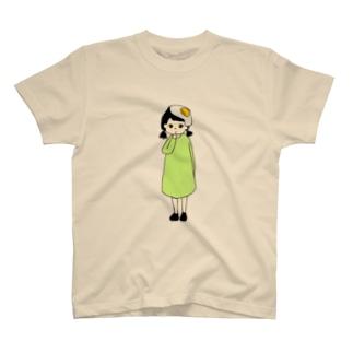 おすましめだまやきガール T-shirts