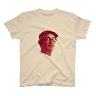 ハンチングマンその1 T-shirts