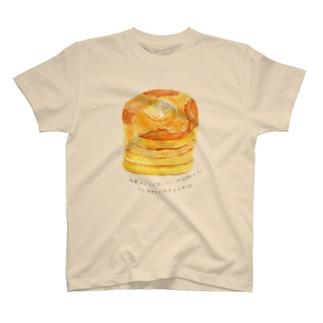 ねむるように死にたい布団職人がその目的で仕立てる布団 T-shirts