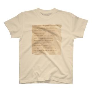 『抱擁』 T-shirts