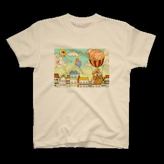 Lichtmuhleのguineapig carnival2018 T-shirts