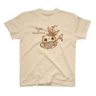 Torara in Wonderland.03 T-shirts