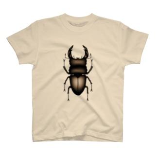 kenyasuのオオクワガタ T-shirts