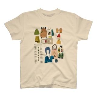 冬 T-Shirt