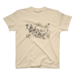 Gecko T-shirts
