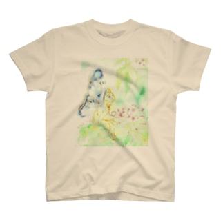Chinaberry〜栴檀〜 T-shirts