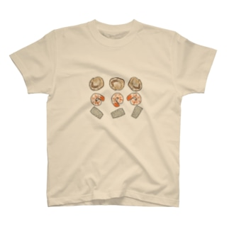 ほたてえびいか T-shirts