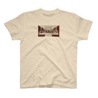 ナノサイゴノバンサン T-shirts