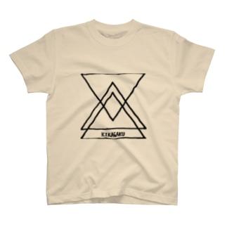 KIKAGAKU  T-shirts