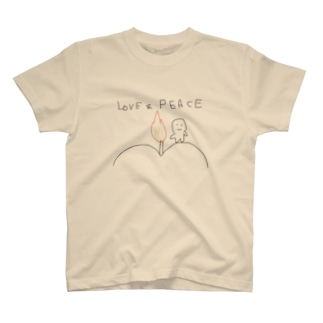 LOVE & PEACE T-shirts