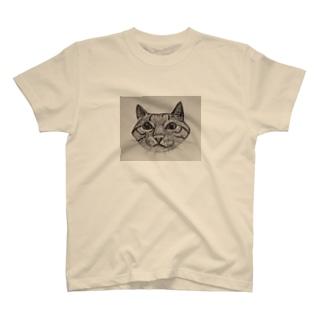 俺は猫さま T-shirts