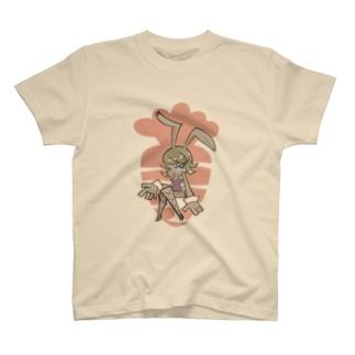 ウサバニー T-shirts