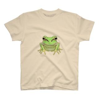 でっかいカエル T-shirts