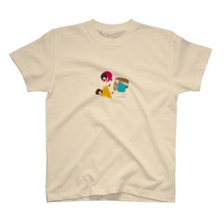 ○△□ T-shirts