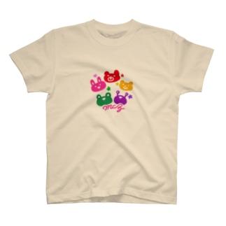 mcz_zoooooo! T-shirts